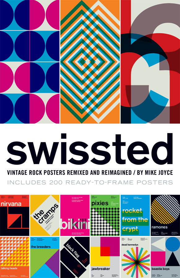 Exhibition: Mike Joyce: Swissted