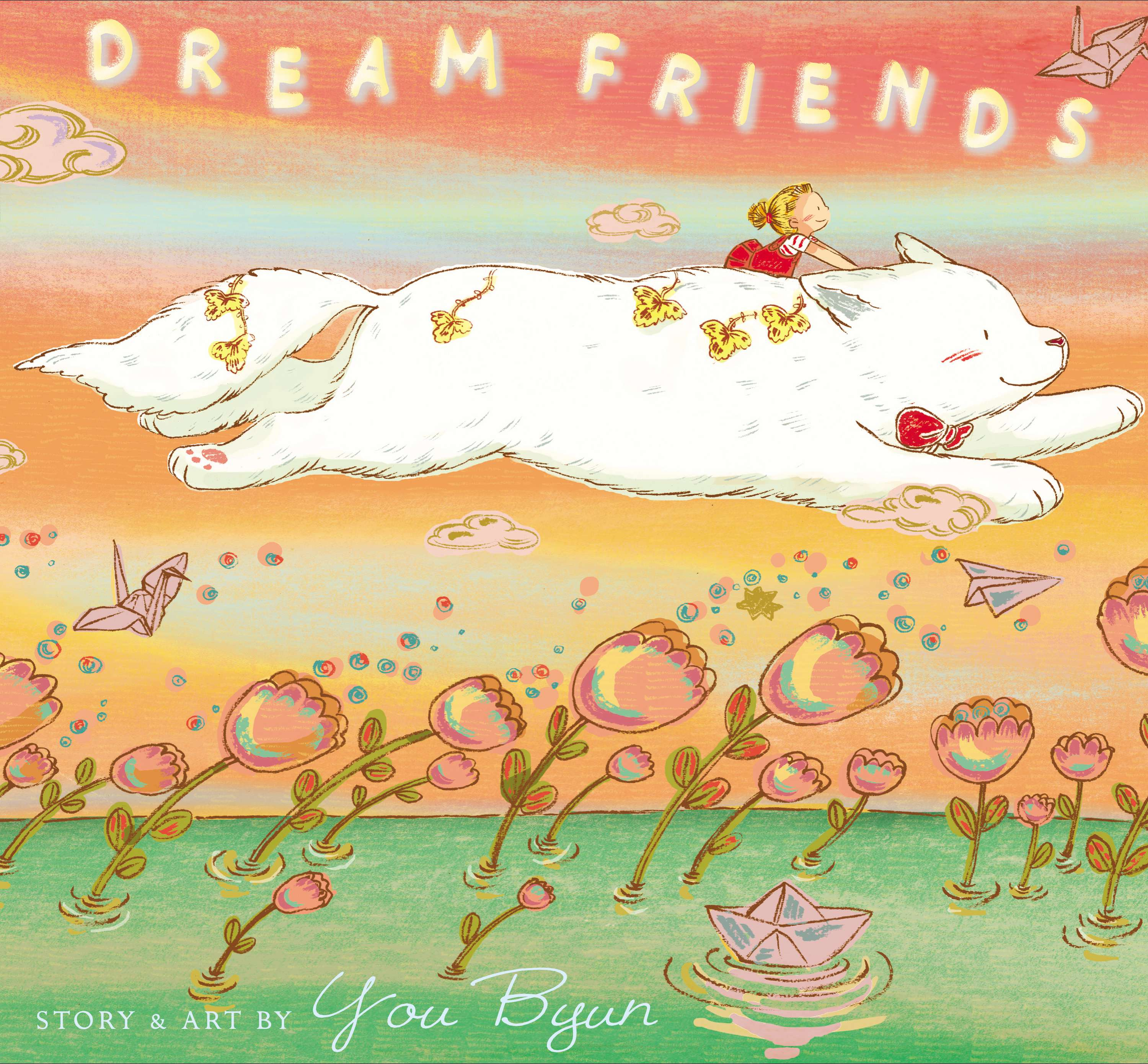 Story Time: Dream Friends by You Byun