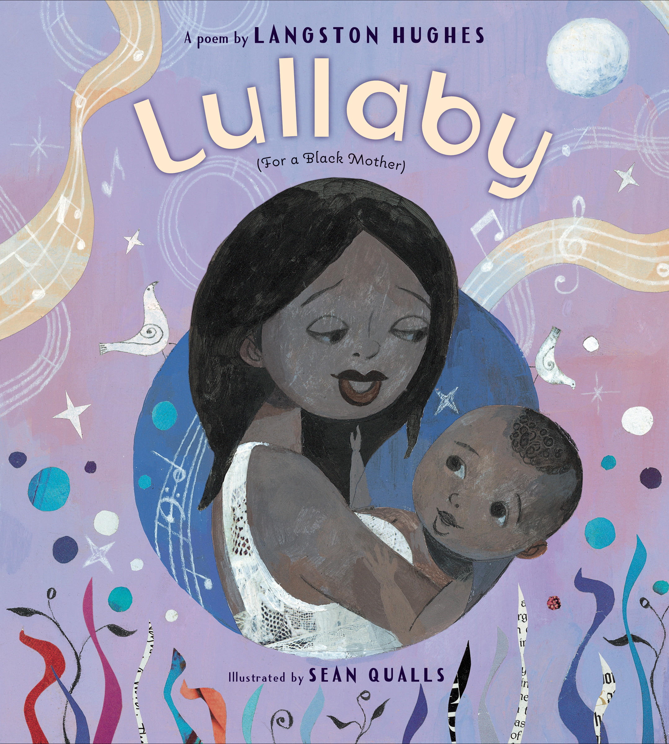 Book Launch: Lullaby (for a Black Mother) by Sean Qualls