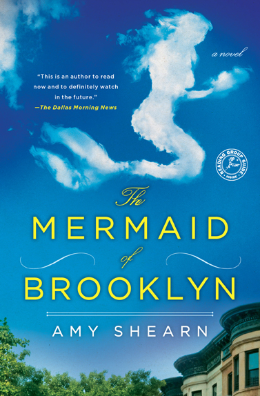 Book Launch: The Brooklyn Mermaid by Amy Shearn