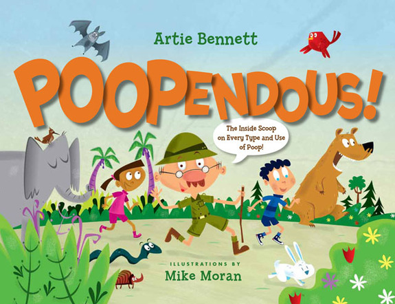 Story Time: Poopendous by Artie Bennett
