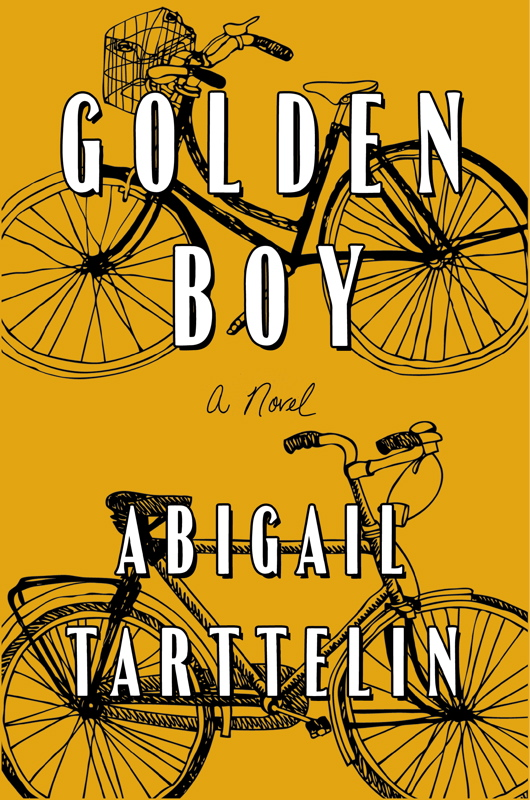Book Launch: Golden Boy by Abigail Tarttelin