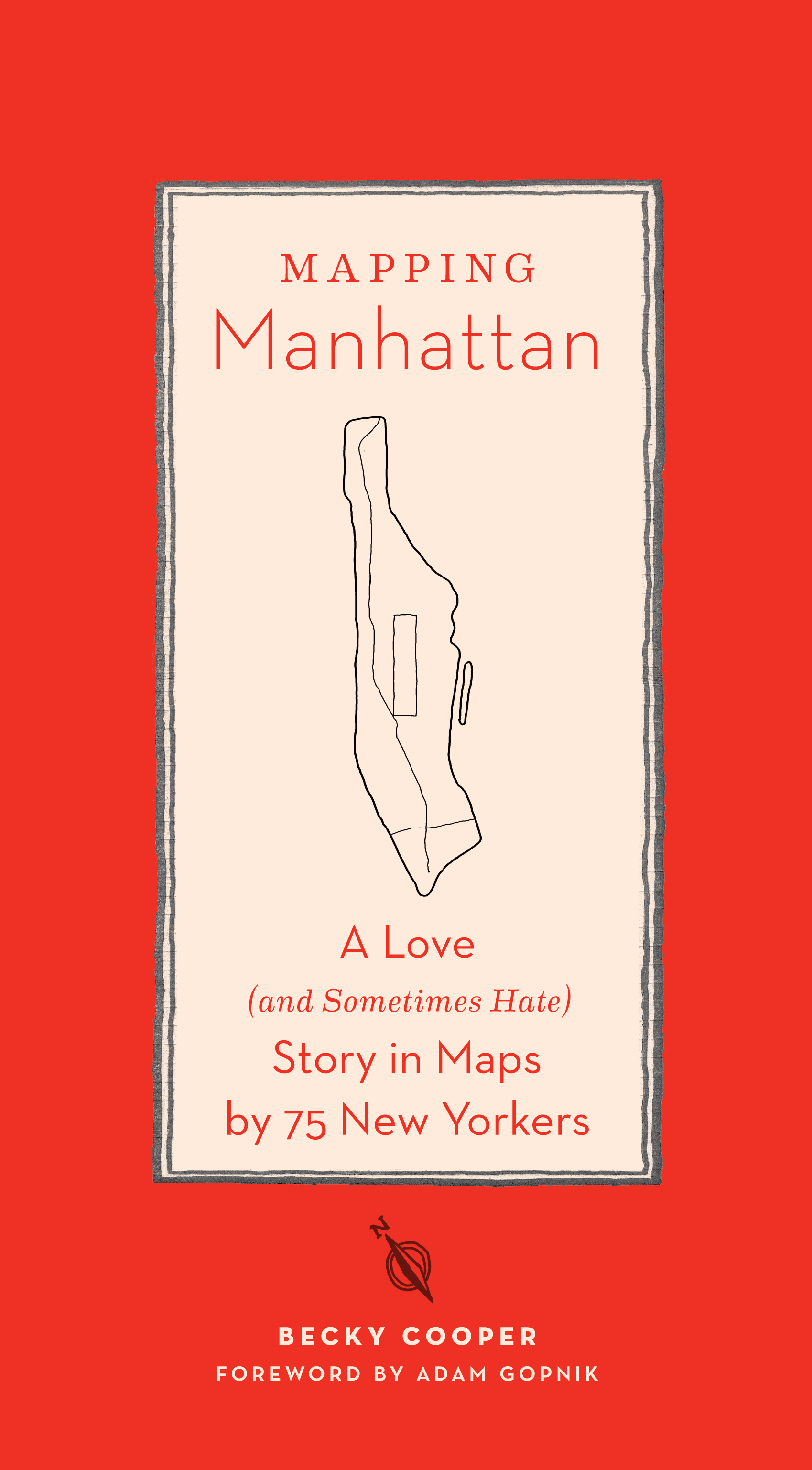 Discussion & Crafting Event: Mapping Manhattan: A Love (and Sometimes Hate) Story In Maps By 75 New Yorkers