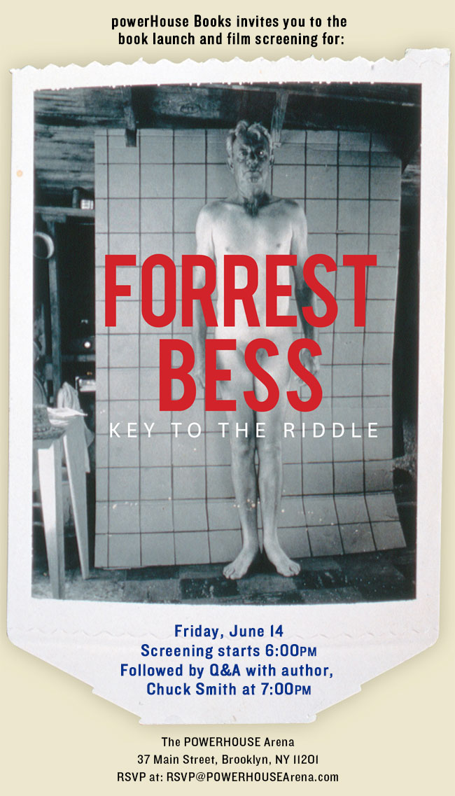 Book Launch & Film Screening: Forrest Bess: Key to the Riddle