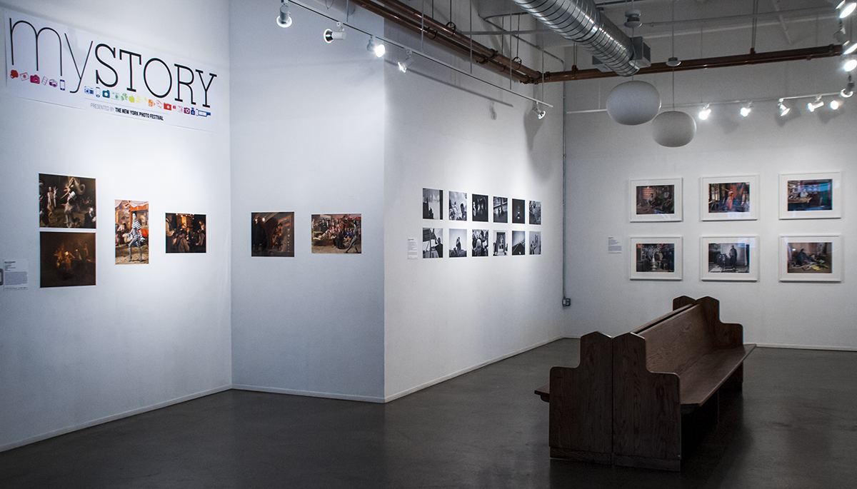 The New York Photo Festival Presents:  MY STORY, an international photography invitational