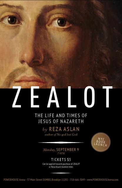 NYC Book Launch: Zealot by Reza Aslan