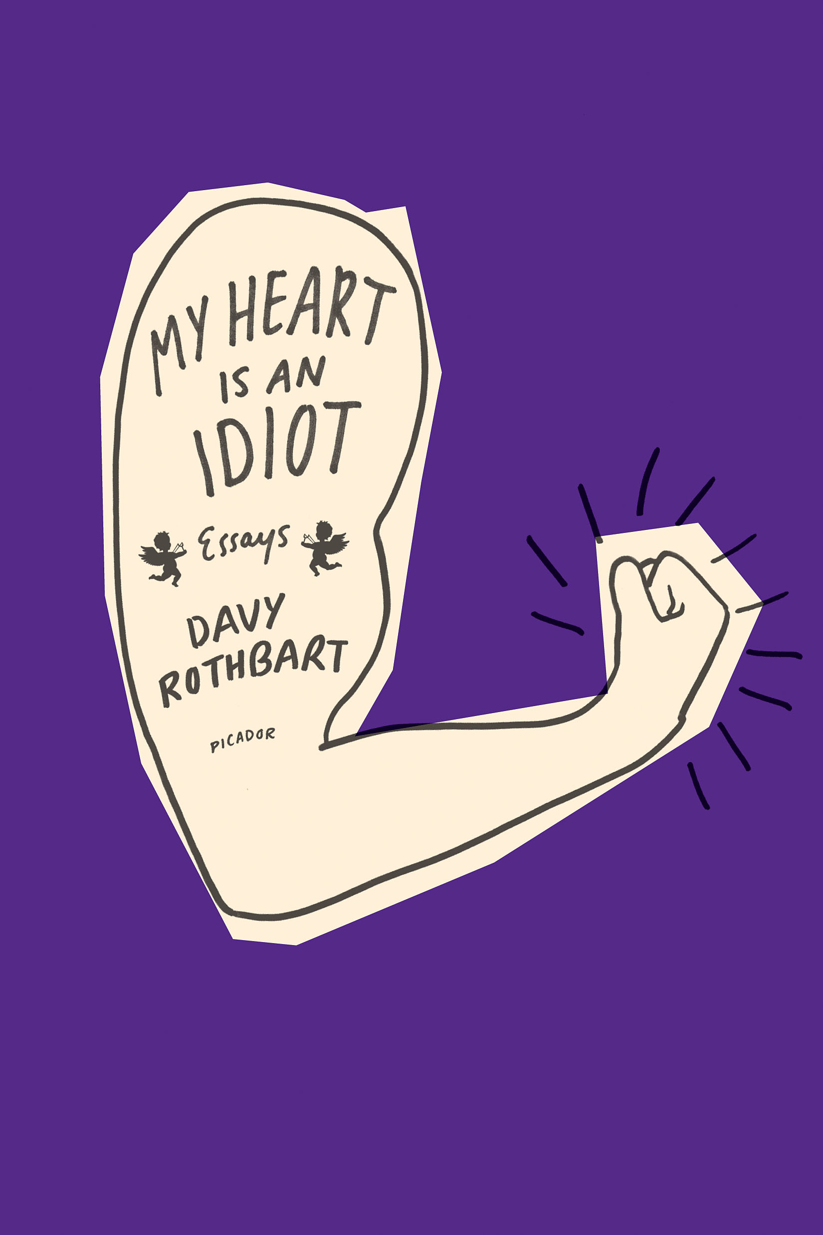Paperback Launch: My Heart is an Idiot by Davy Rothbart