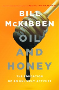 Oil and Honey hires cover
