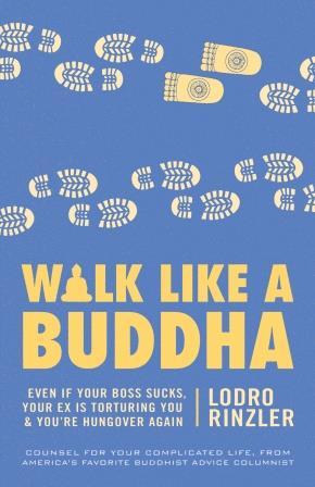 Book Launch: Walk Like a Buddha by Lodro Rinzler