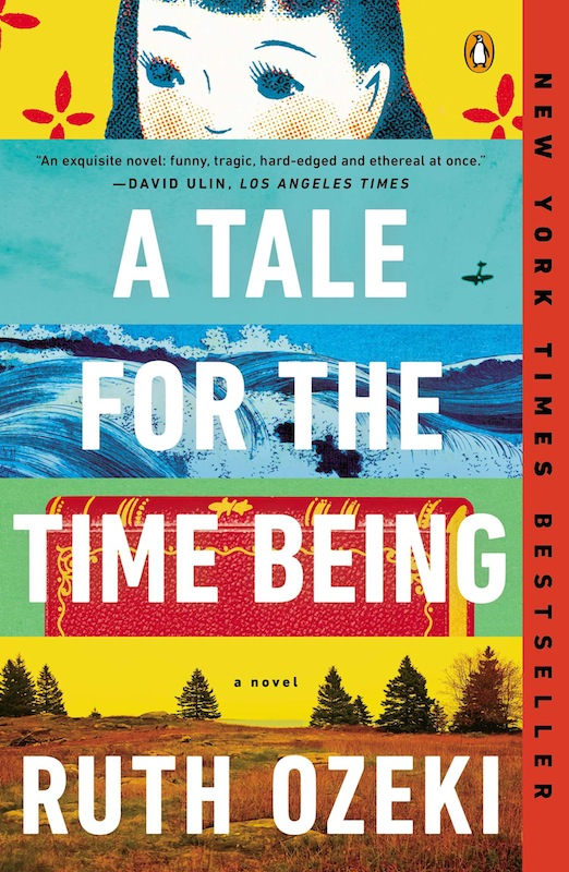 NYC Paperback Launch: A Tale for the Time Being by Ruth Ozeki, with O, The Oprah Magazine's Abbe Wright