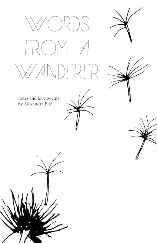 NYC Book Launch: Words From a Wanderer by Alexandra Elle