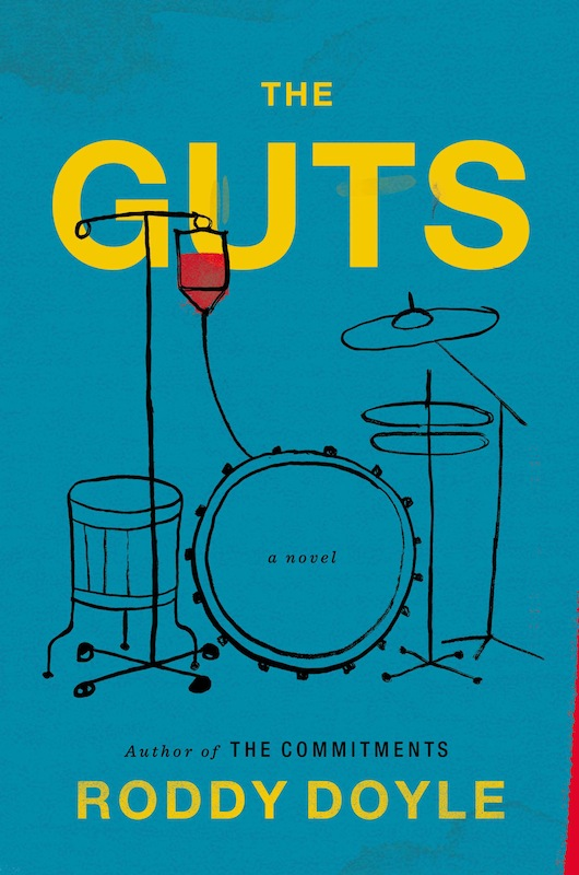 Brooklyn Book Launch: The Guts by Roddy Doyle, co-sponsored by the Irish Arts Center
