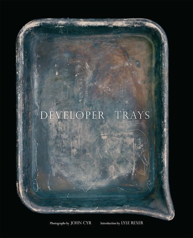 powerHouse Books Launch and Exhibition: Developer Trays by John Cyr, with Lyle Rexler