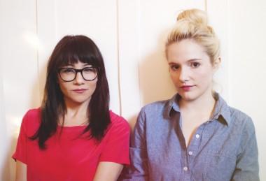 Eve and Leonora credit Lauren Wade copy