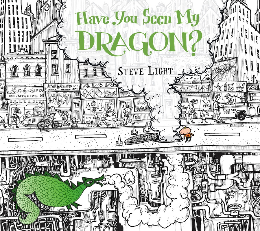 Brooklyn Book Launch: Have You Seen My Dragon? by Steve Light