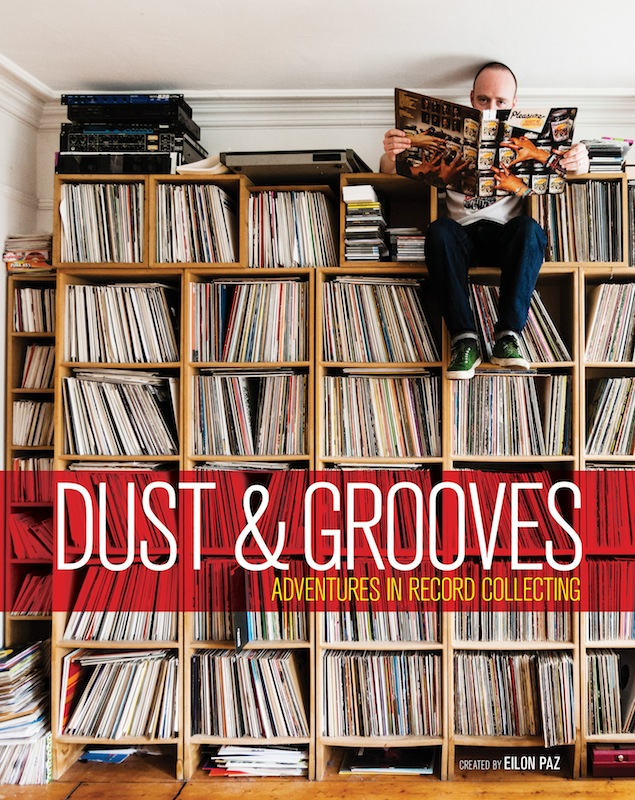 Book Launch: Dust & Grooves by Eilon Paz
