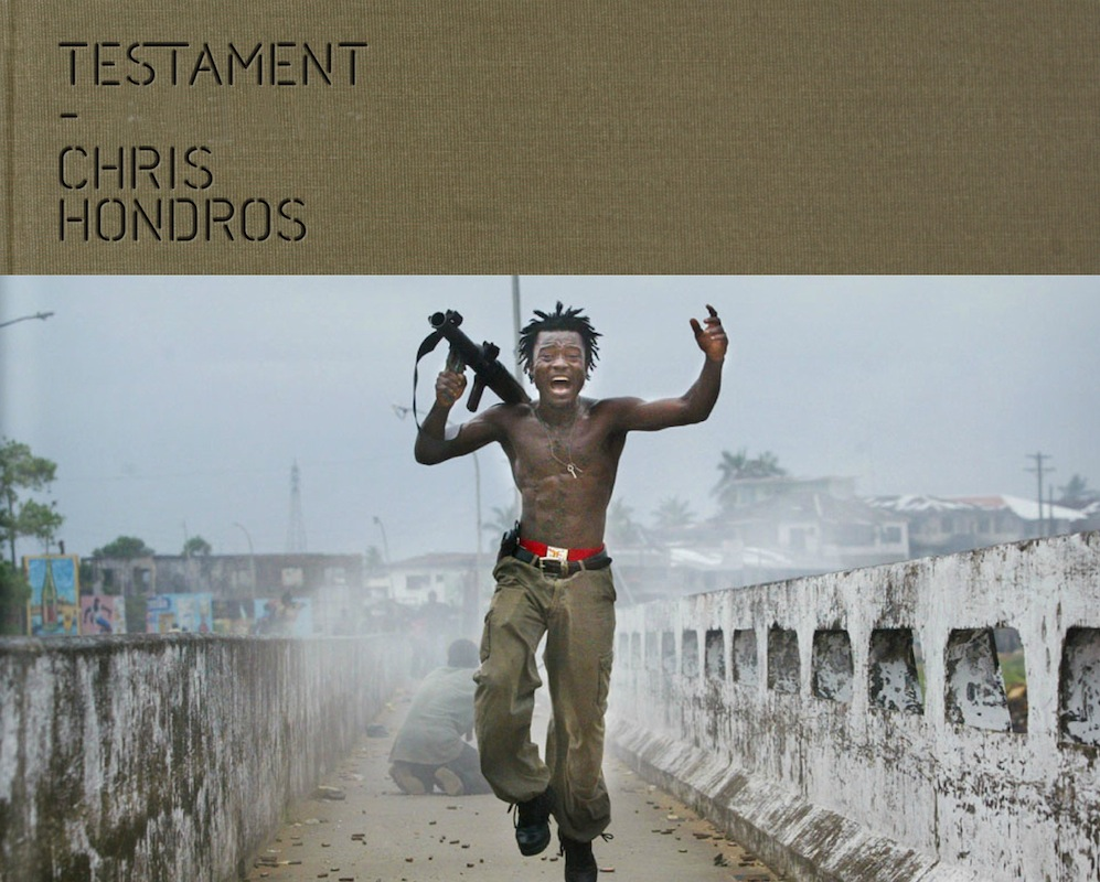 powerHouse Book Launch: Testament by Chris Hondros, featuring Getty Images