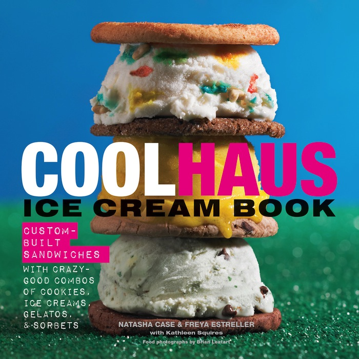 Cookbook Launch: Coolhaus Ice Cream Book by Natasha Case and Freya Estreller