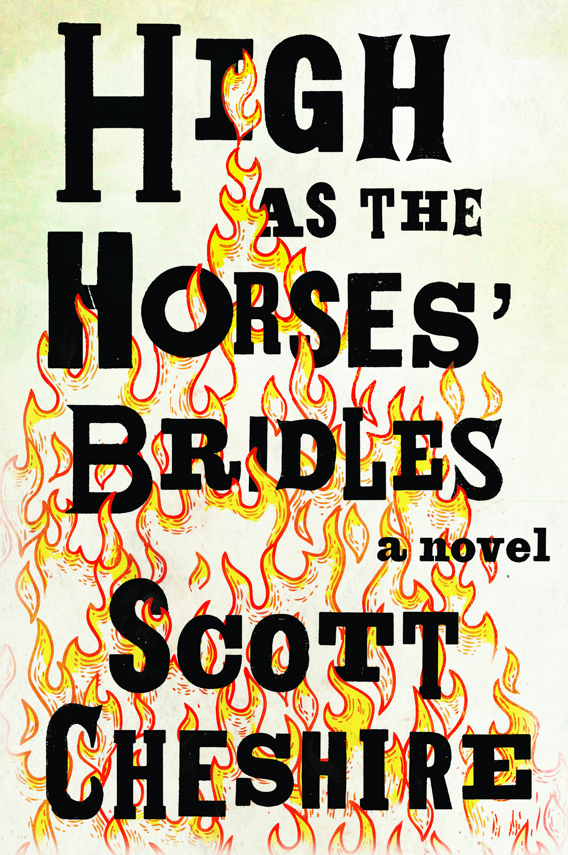 Book Launch: High As the Horses' Bridles by Scott Cheshire, with Philipp Meyer
