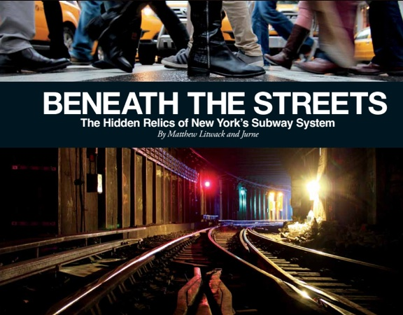 Book Launch: Beneath the Streets by Matt Litwack and Jurne