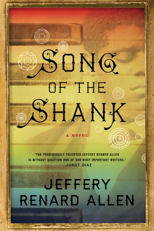 Book Launch: Song of the Shank by Jeffery Renard Allen, music by Genovis Albright