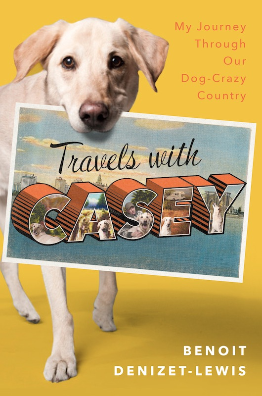 Book Launch: Travels With Casey by Benoit Denizet-Lewis