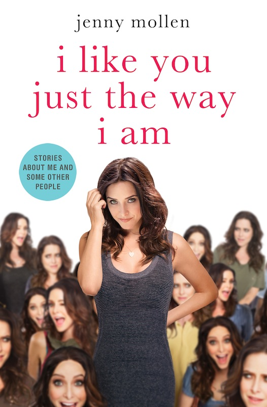 Book Launch: I Like You Just the Way I Am by Jenny Mollen