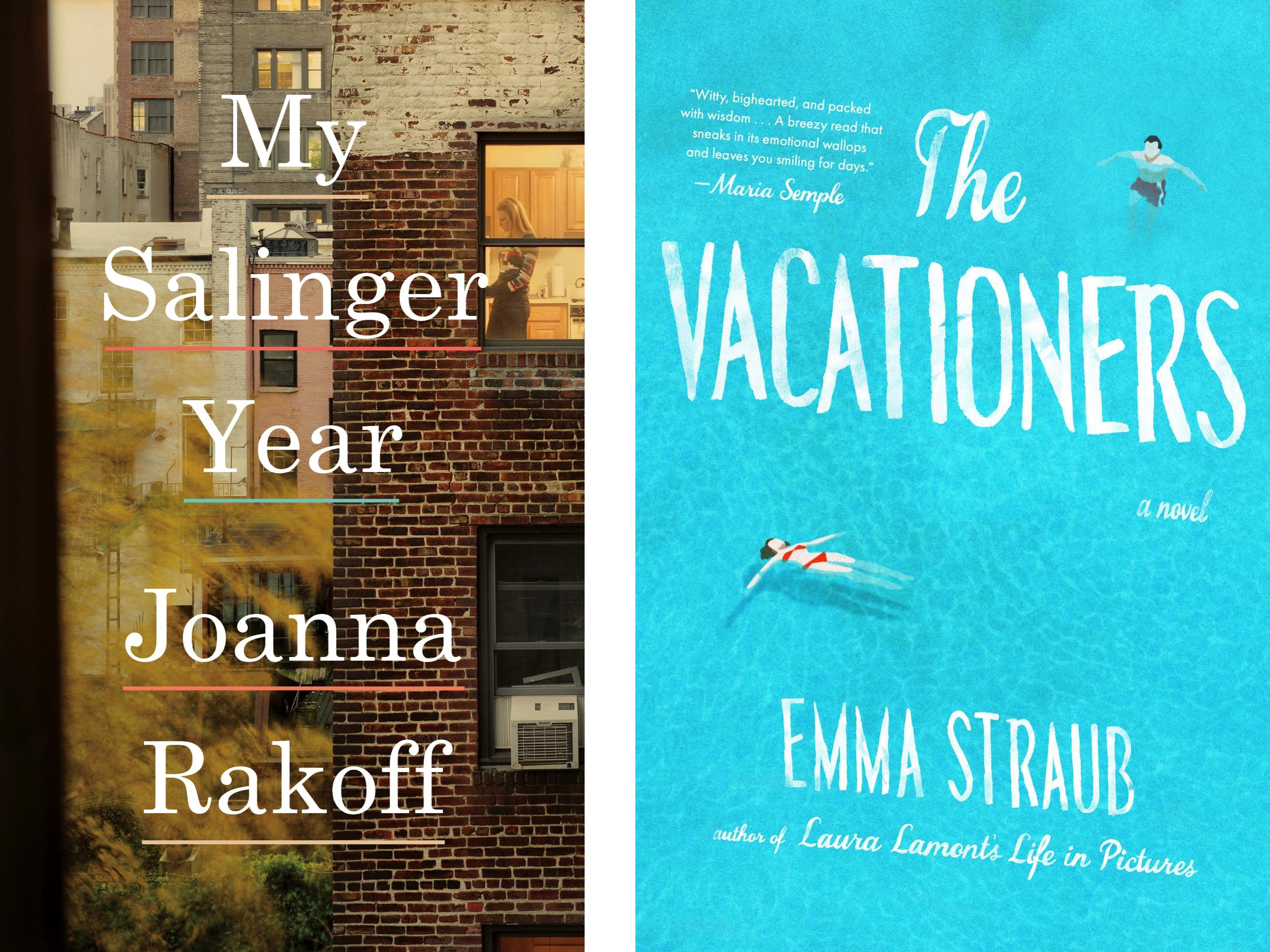 Books Beneath the Bridge, featuring Joanna Rakoff & Emma Straub