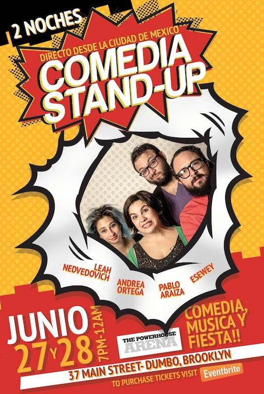 Comedia Stand-up