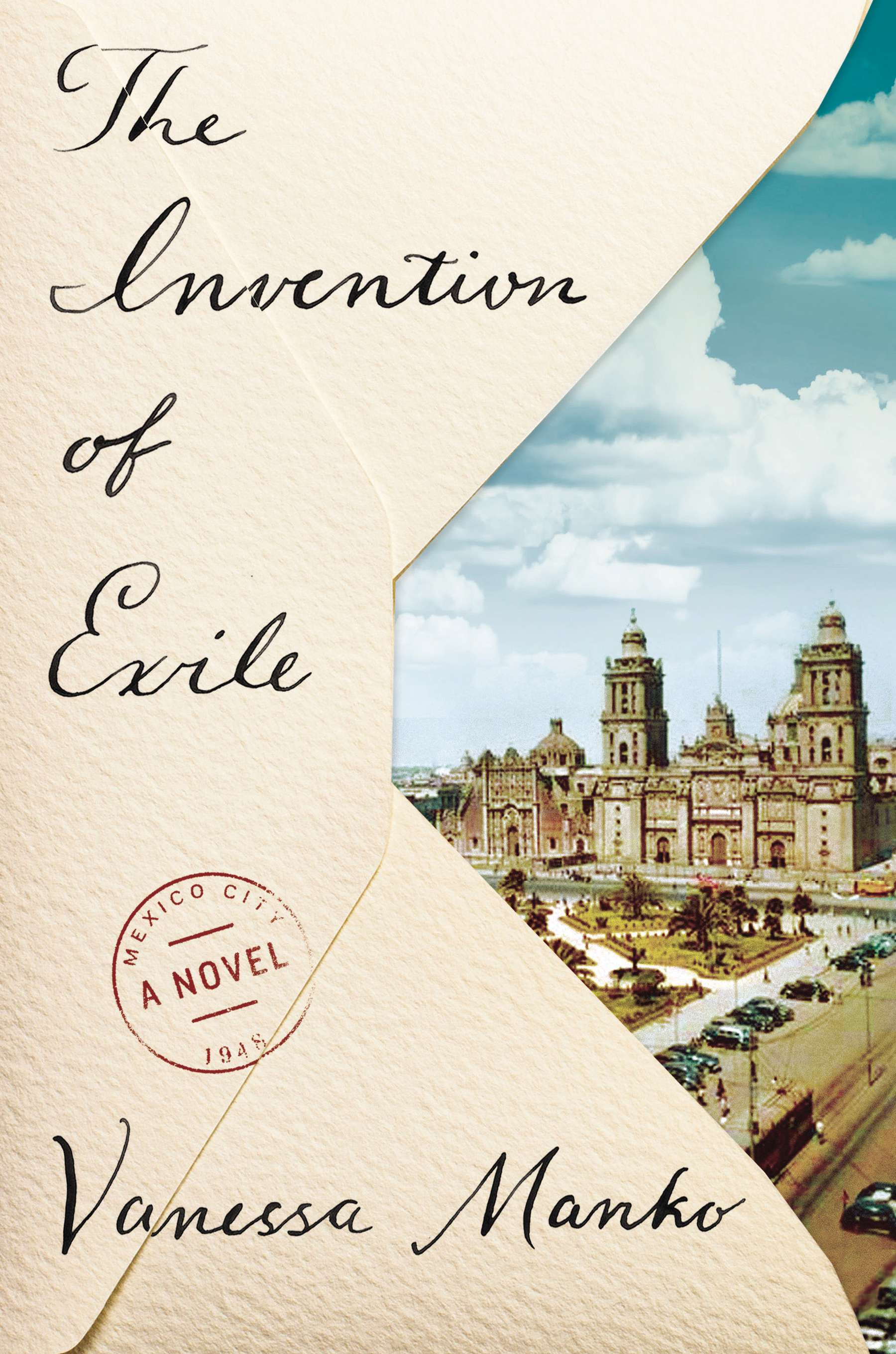 Book Launch: The Invention of Exile by Vanessa Manko, with Salman Rushdie