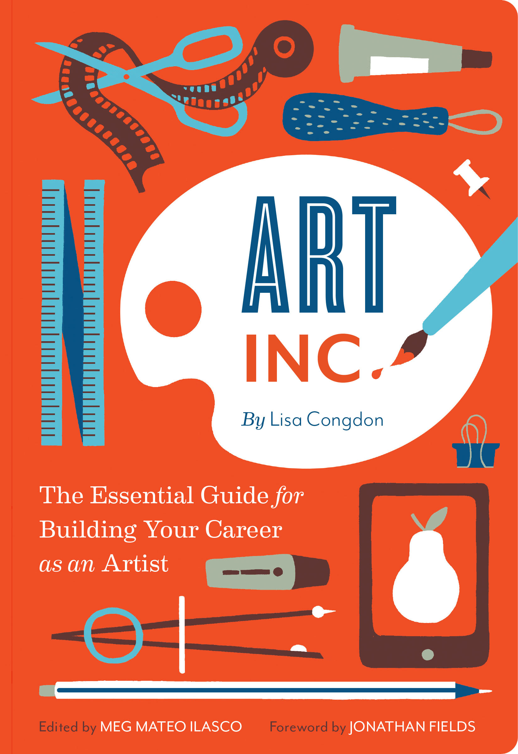 NYC Launch: Art, Inc. by Lisa Congdon, with Grace Bonney