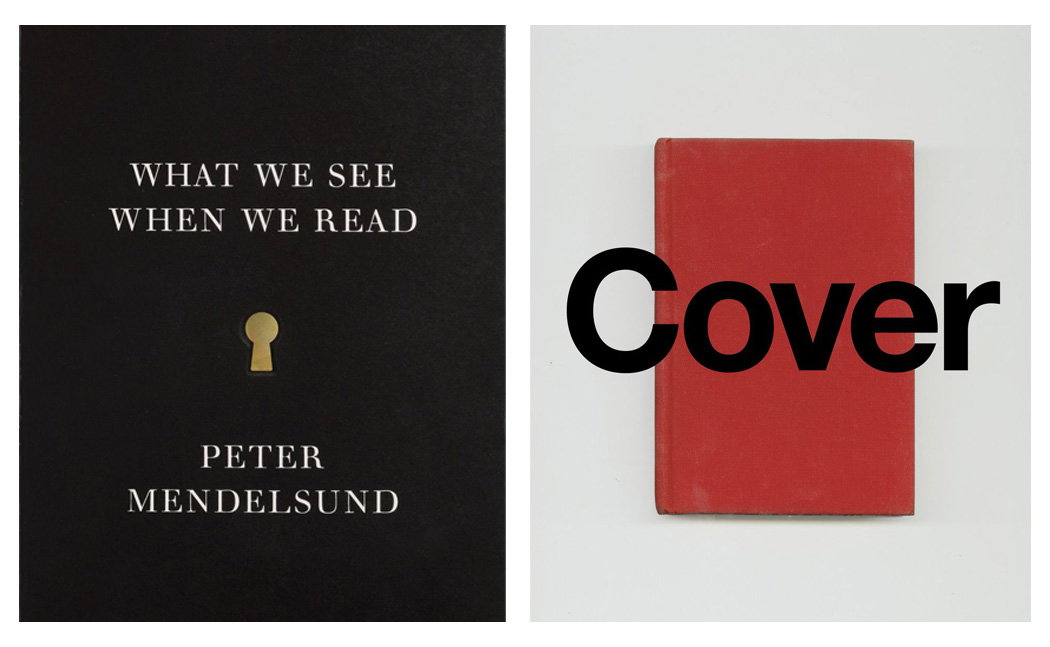 powerHouse Book Launch: Cover and What We See When We Read by Peter Mendelsund, with Will Schwalbe
