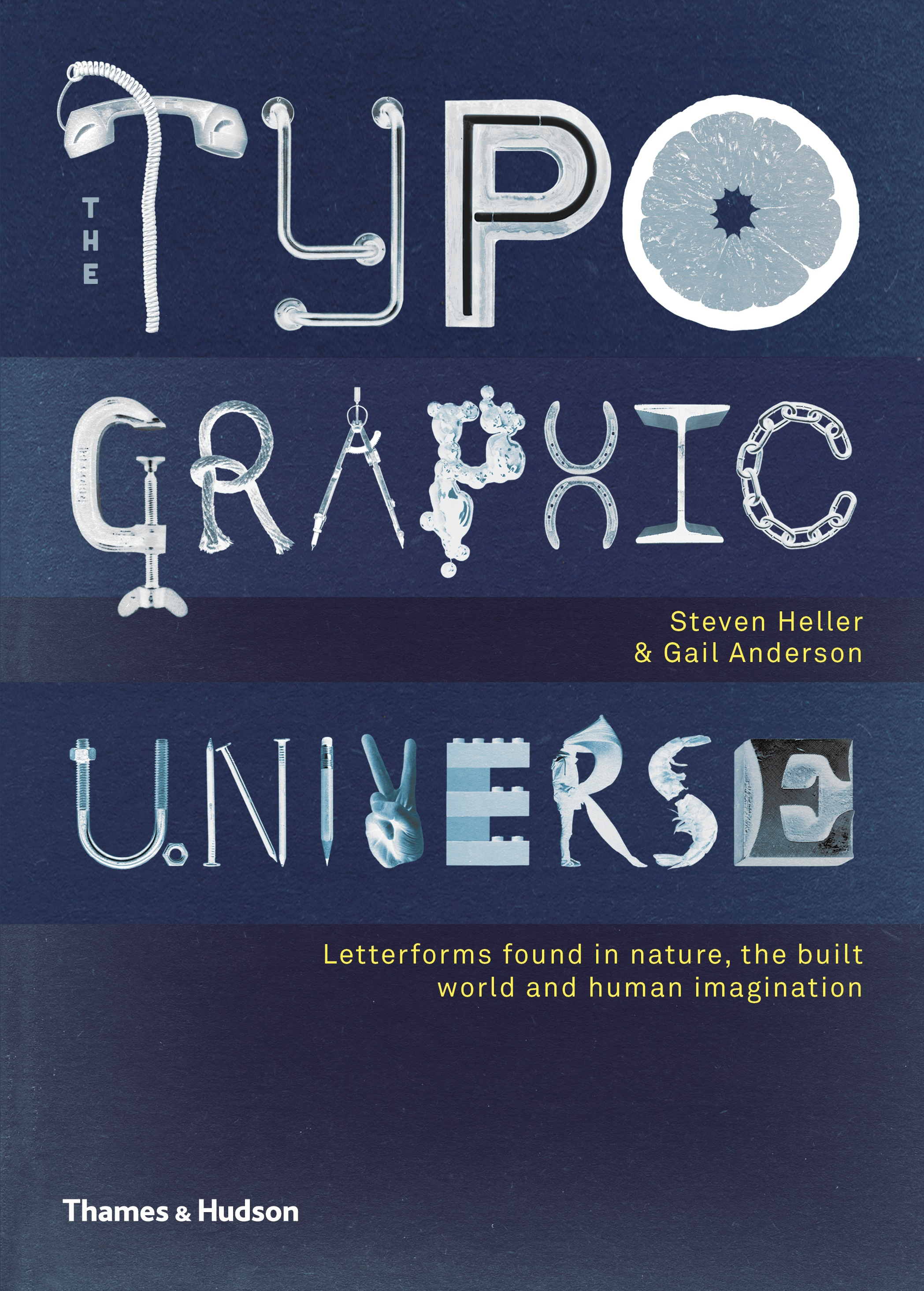 Book Launch: Typographic Universe by Steven Heller and Gail Anderson