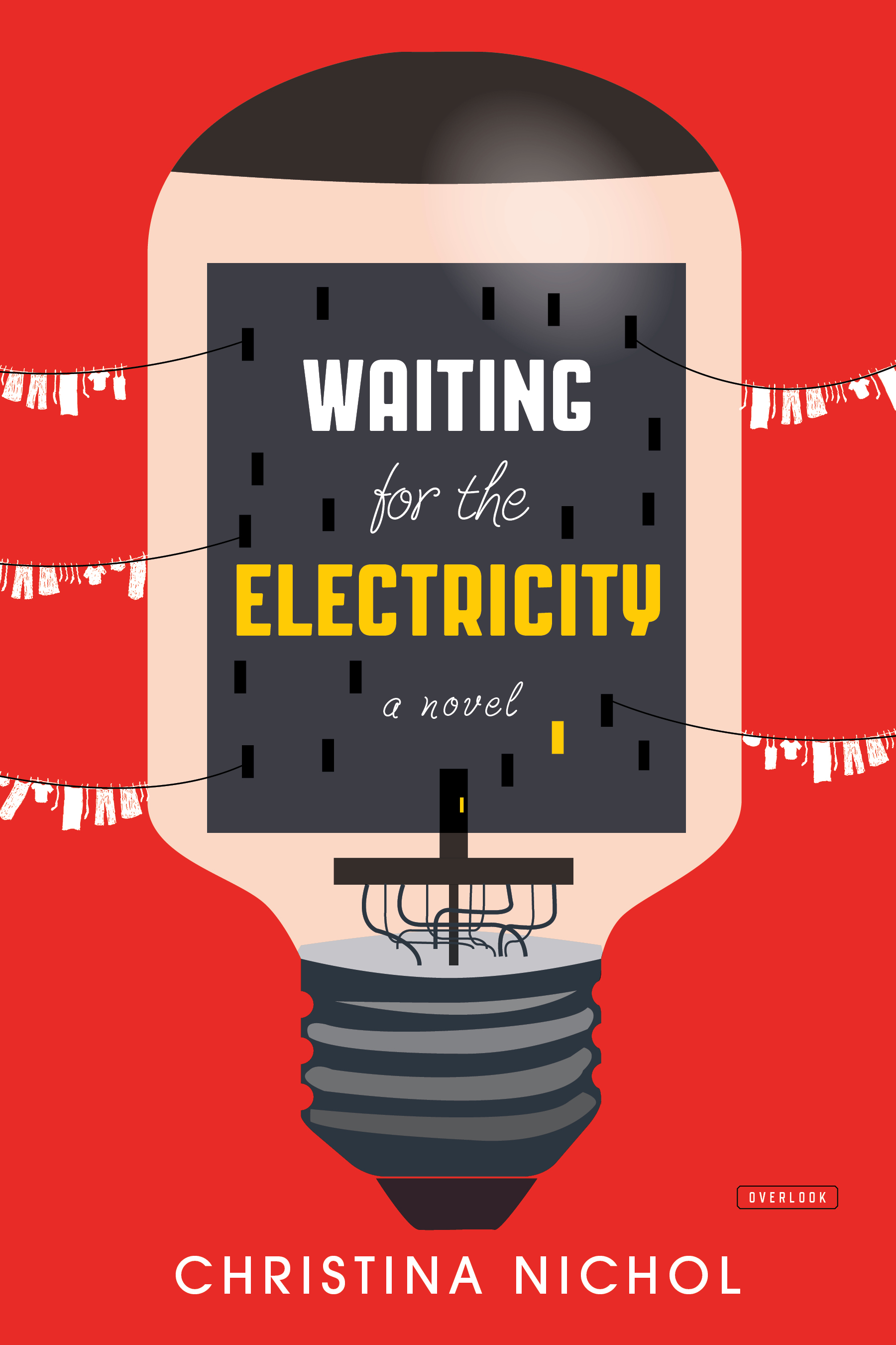 Reading & Discussion: Waiting for the Electricity by Christina Nichol, with Norman Rush and Marco Roth