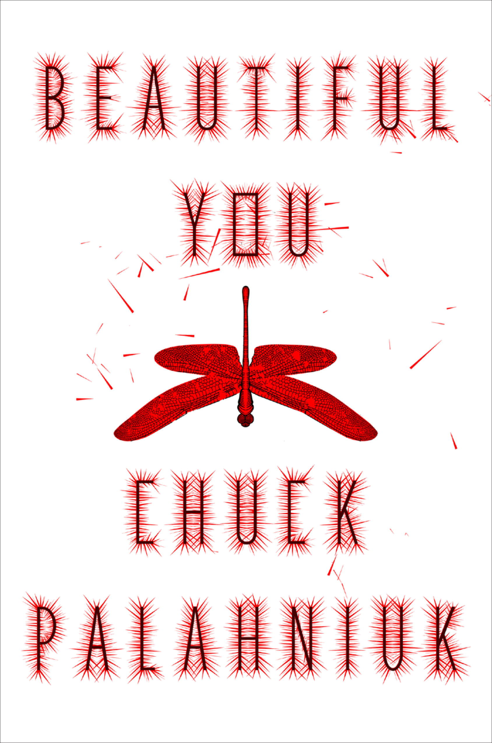 Special Halloween Launch: Beautiful You by Chuck Palahniuk
