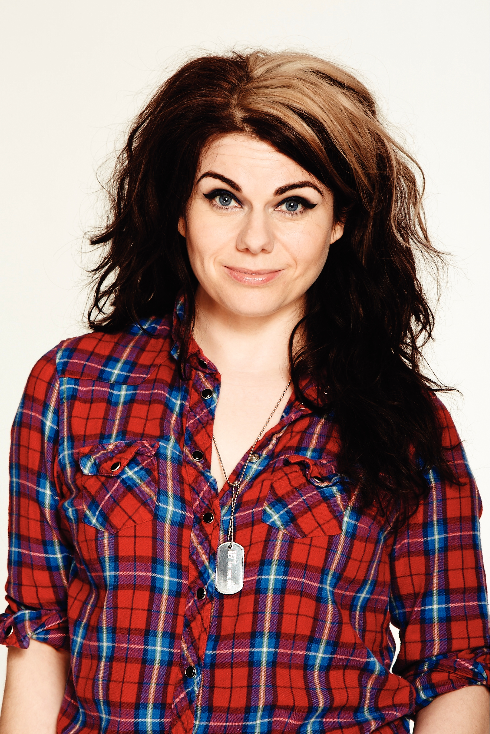 Caitlin Moran - credit Mark Harrison @ Lucid Representation