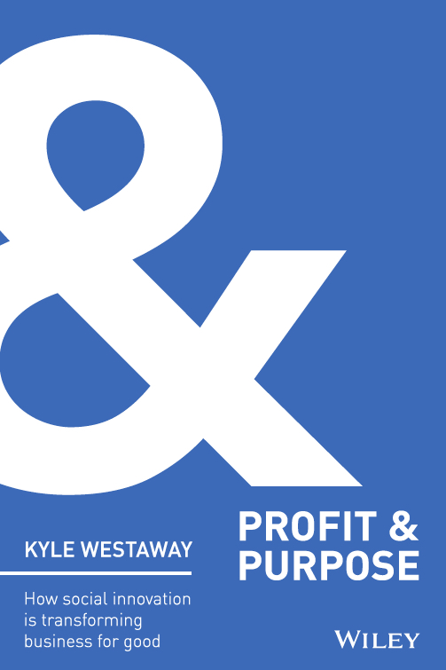 Book Launch: Profit & Purpose by Kyle Westaway