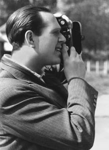 (author photo) Fred Stein  Paris ca. 1937