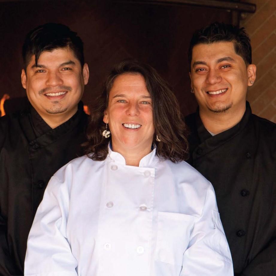 Angel Ramos, Joy Pierson, and Jorge Pineda group photo_photo credit Eric Marseglia