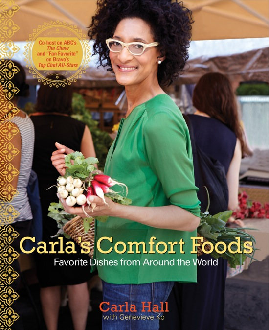 Carla's Comfort Foods high res jacket image