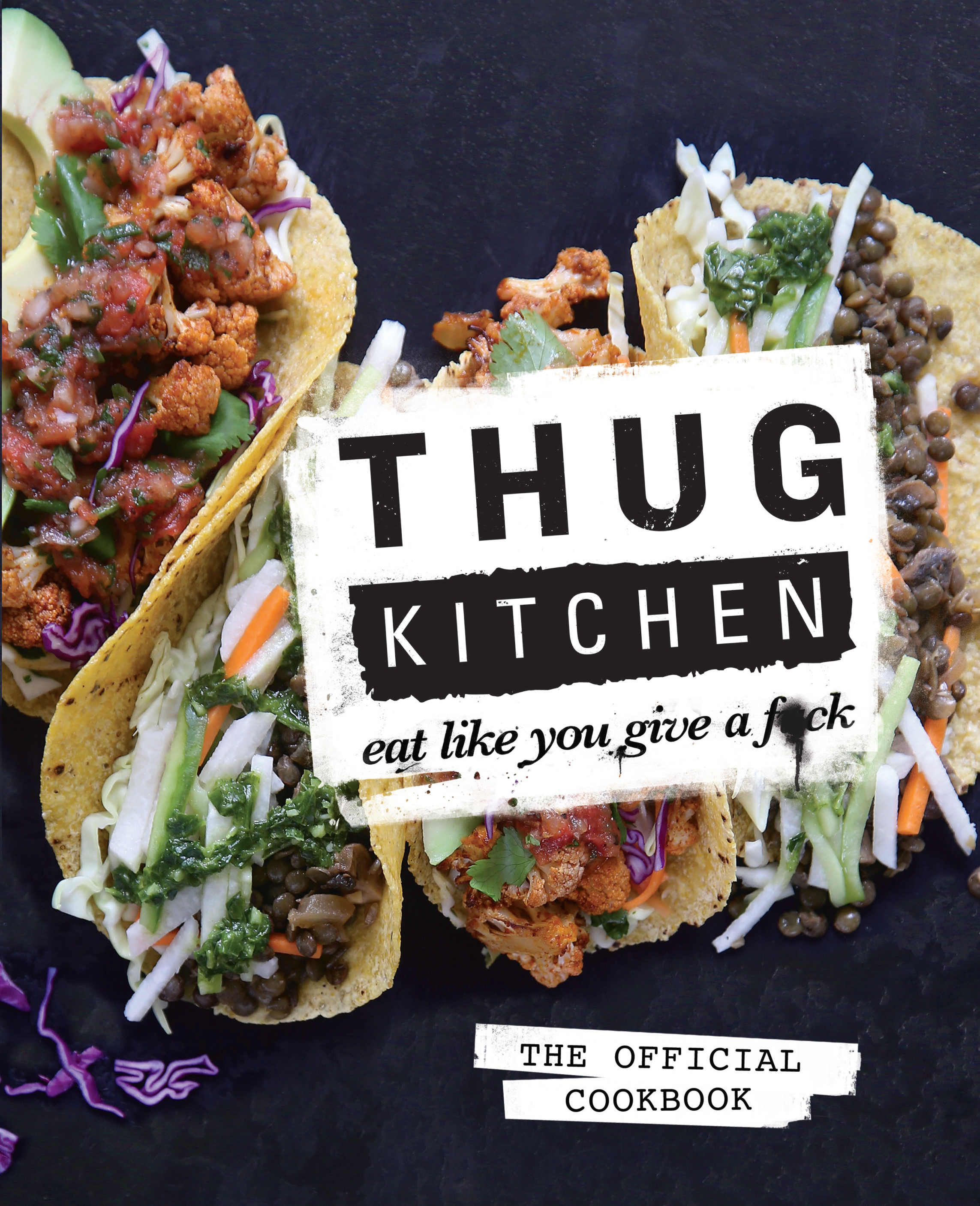 Cookbook Launch: Thug Kitchen, with Matt Duckor