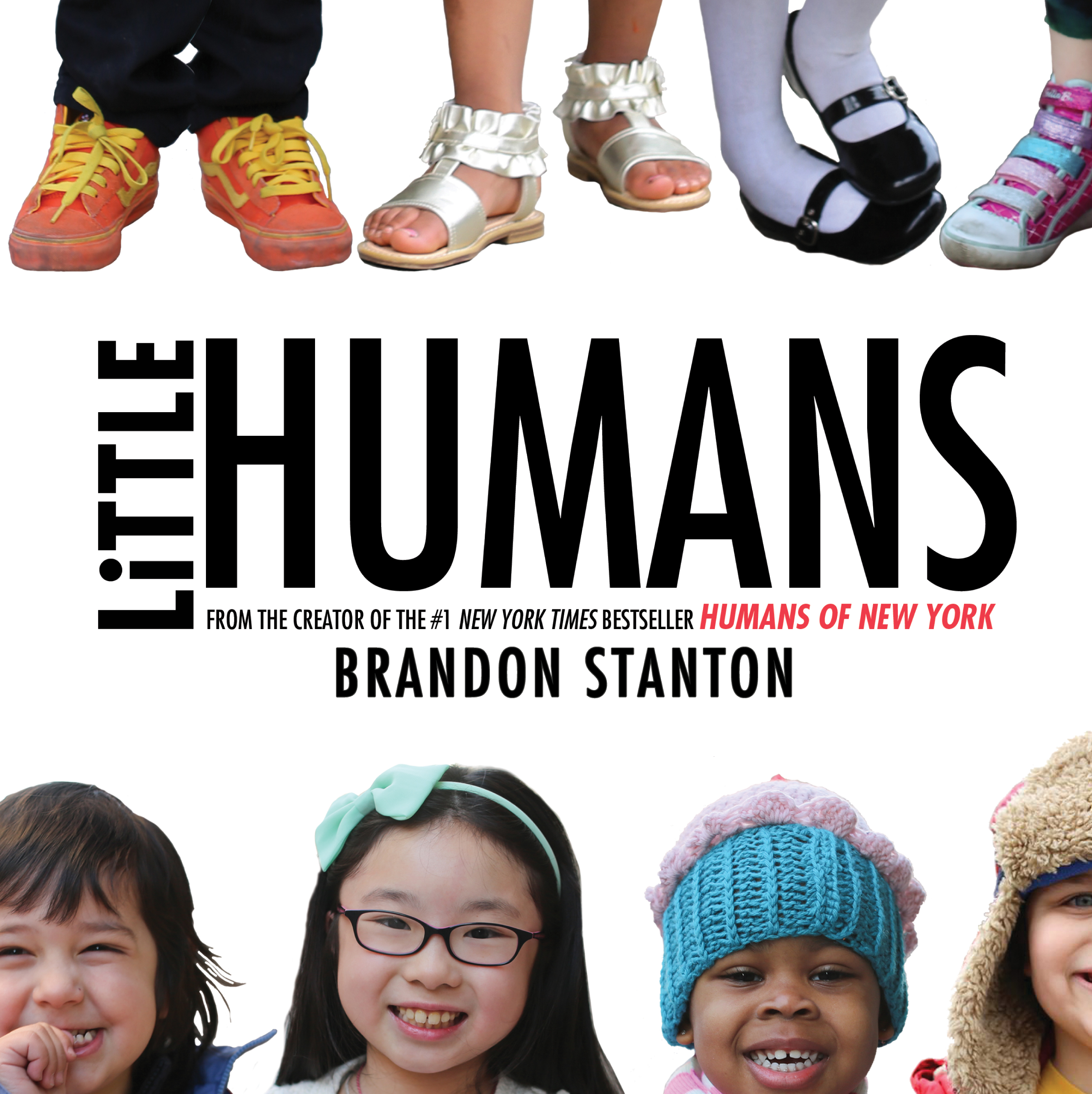 Brooklyn Launch: Little Humans by Brandon Stanton