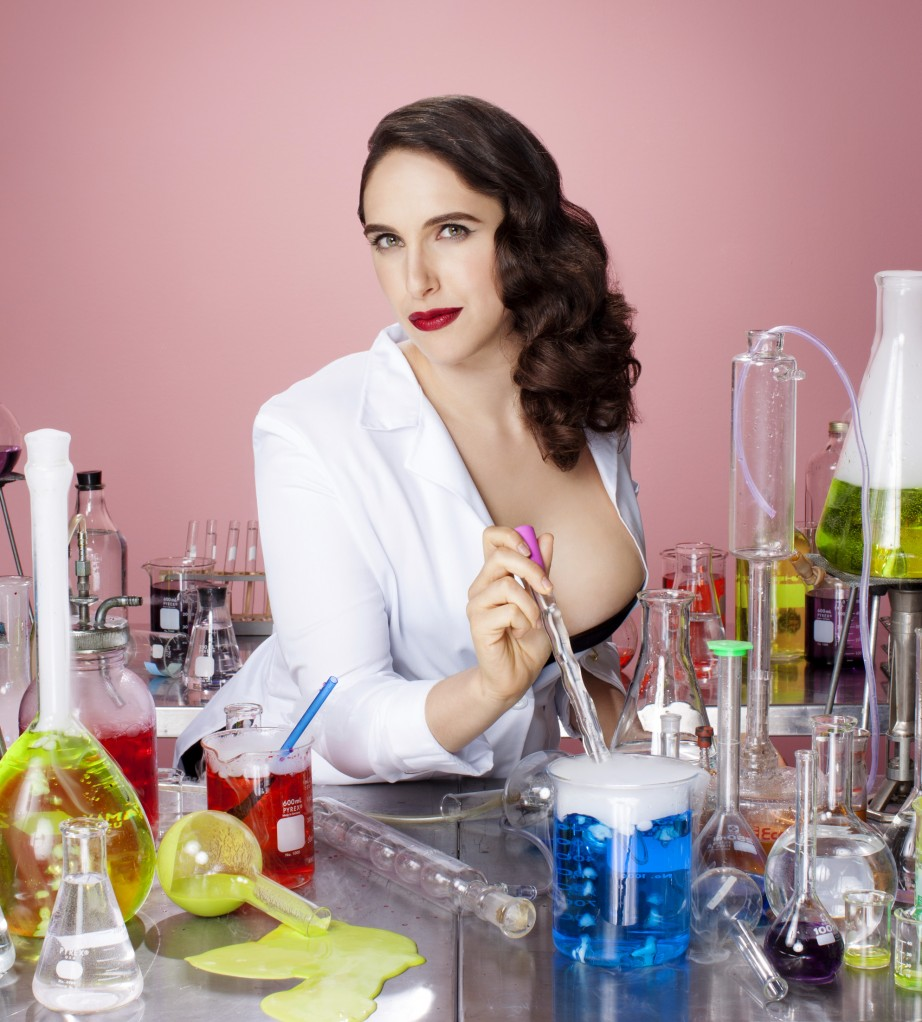 Megan Amram by Matthias Clamer for Stocklandmartel.com