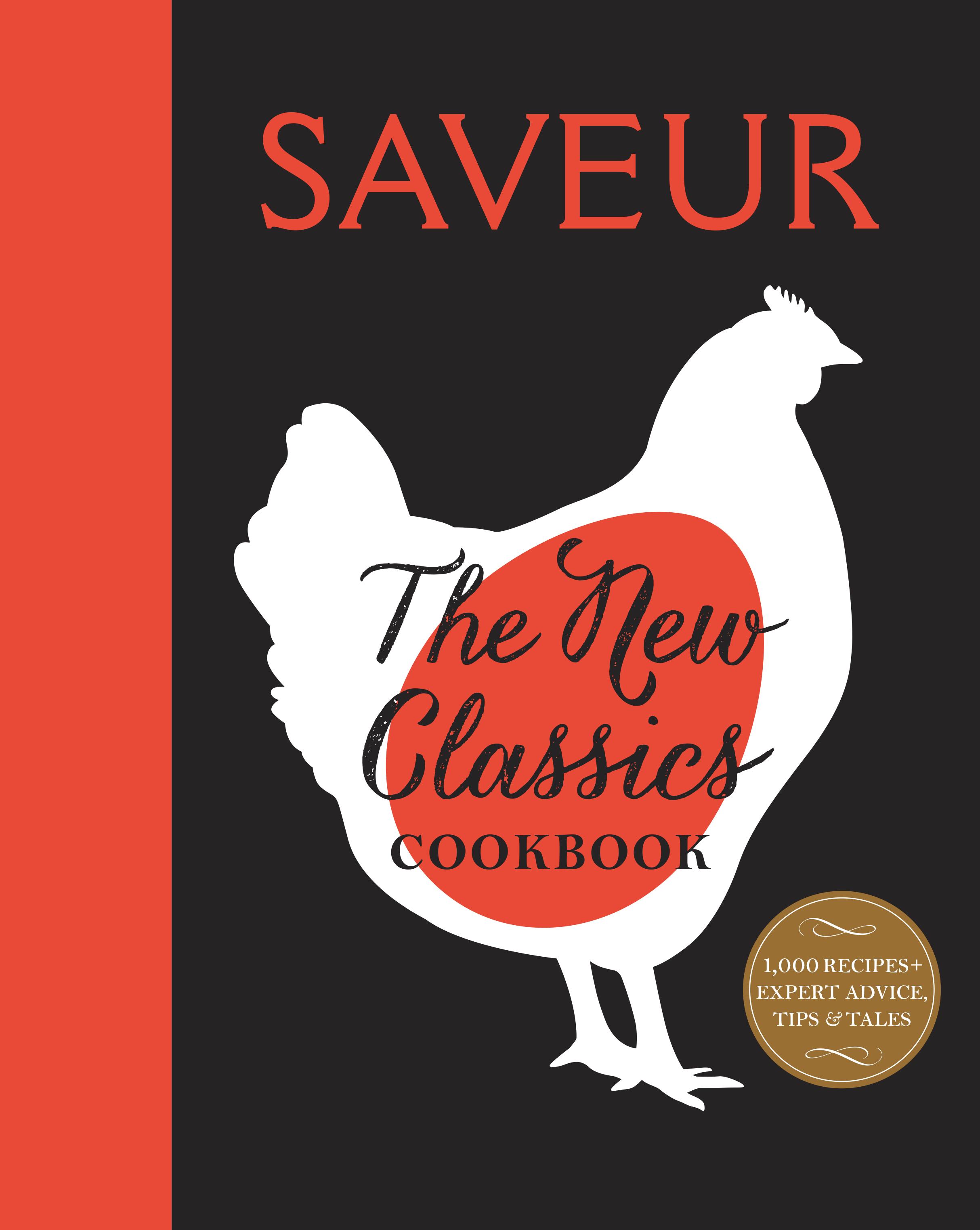 Cookbook Launch: Saveur: The New Classics Cookbook with Adam Sachs, Carla Hall, Alex Guarnaschelli, & Melissa Clark