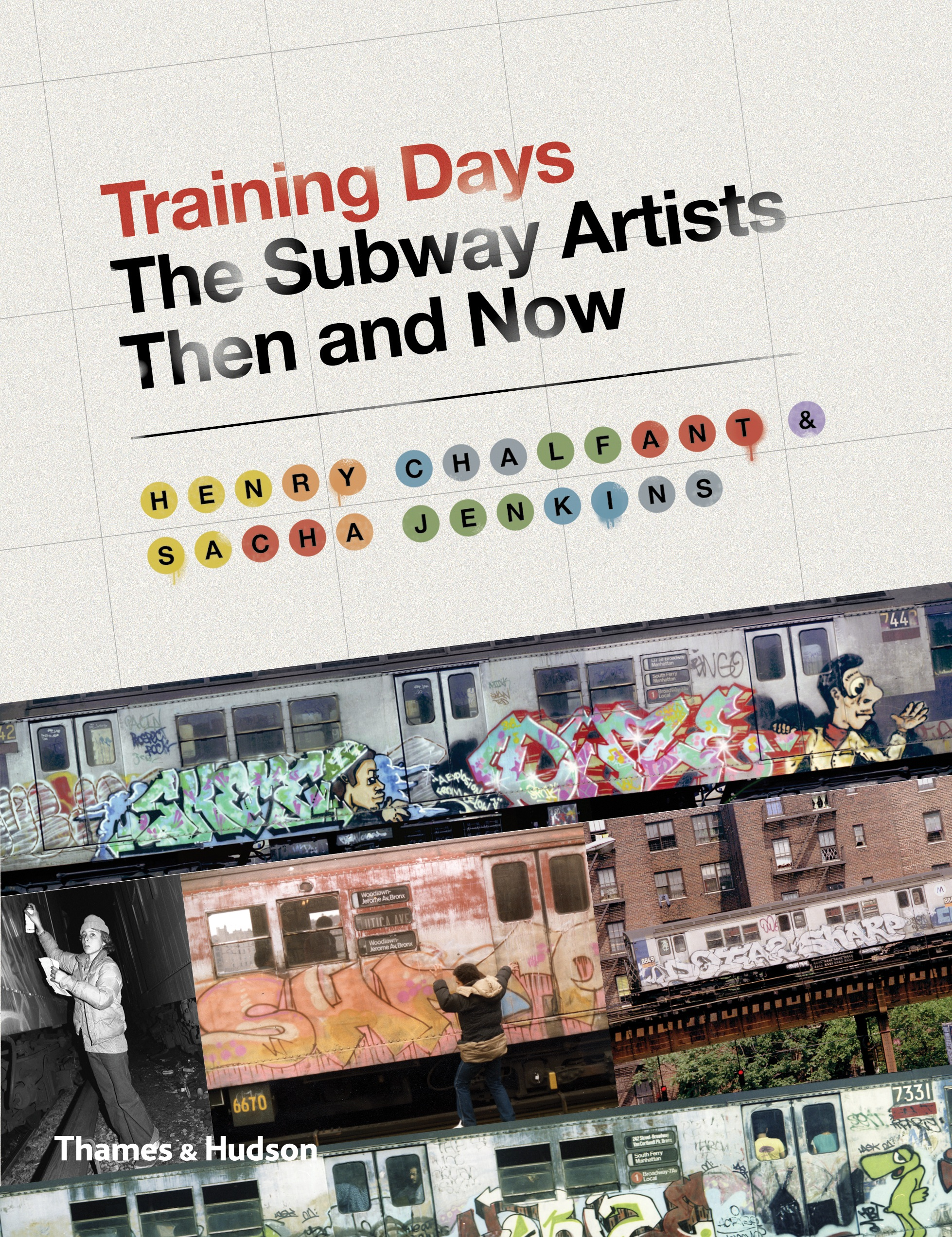 Book Launch: Training Days by Henry Chalfant & Sacha Jenkins
