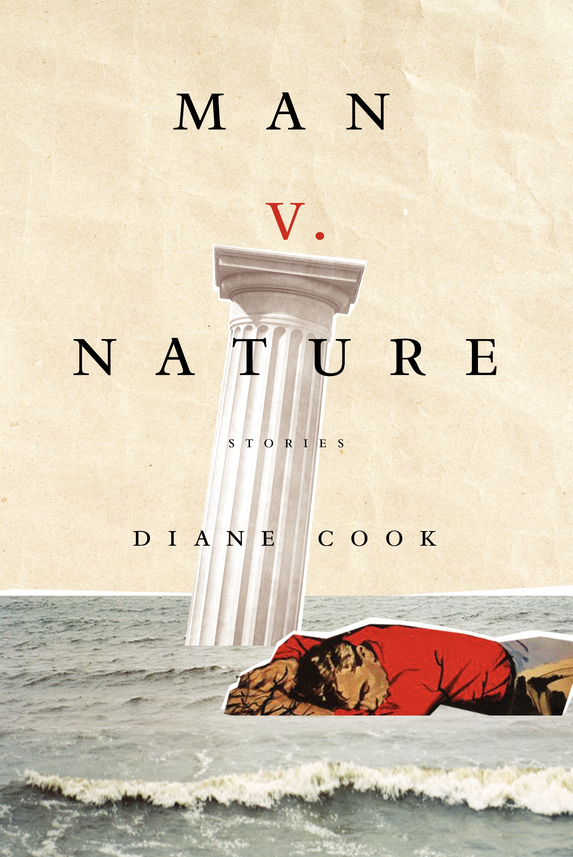 Book Launch: Man V. Nature by Diane Cook, with Lincoln Michel