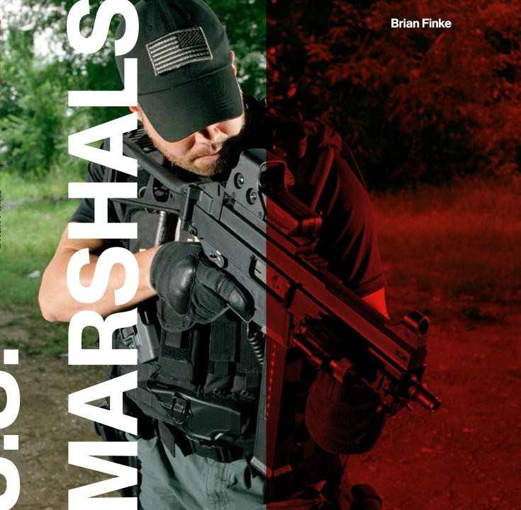 powerHouse Books Launch: U.S. Marshals by Brian Finke