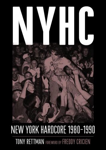 Book Launch: NYHC by Tony Rettman