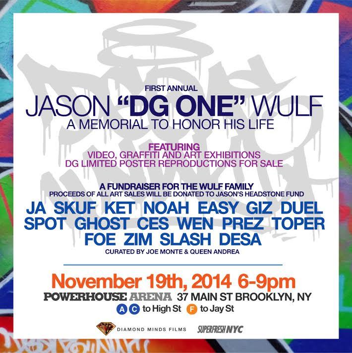 Jason Wulf Memorial Fundraiser