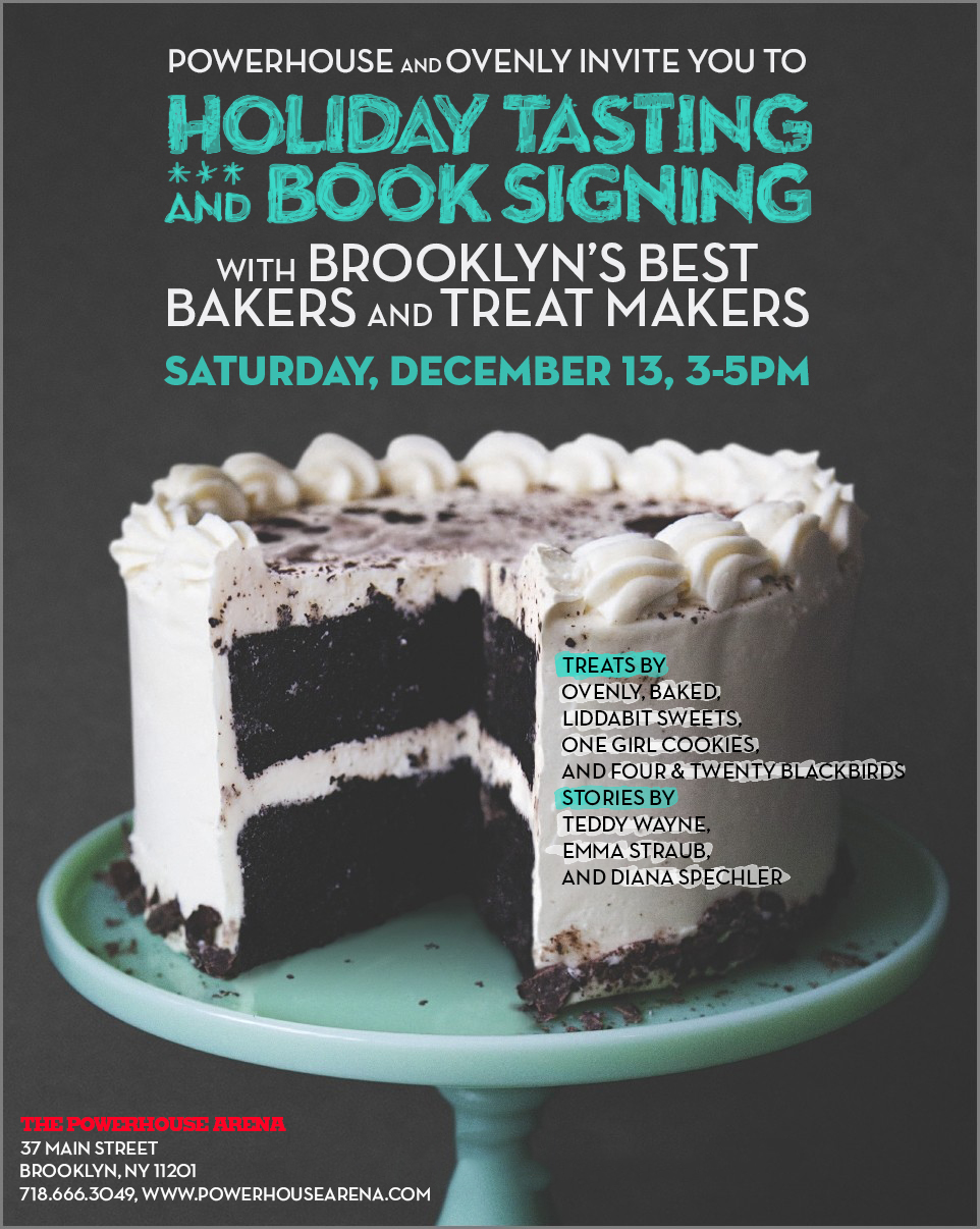 Holiday Tasting & Book Signing with Brooklyn's Best Bakers and Treat Makers